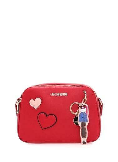 Messenger / Askılı Çanta-Love Moschino
